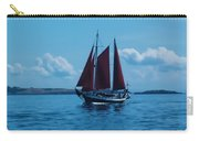 Sails Off The San Juans Carry-all Pouch