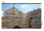 Saint Catherine Church Carry-all Pouch