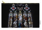 Saint Johns Stained Glass Carry-all Pouch