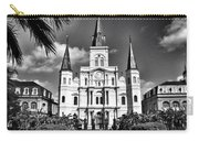 Saint Louis Cathedral Carry-all Pouch