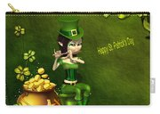 Saint Patricks  Day Carry-all Pouch