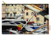 Saint Tropez Harbor Carry-all Pouch