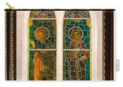 Saints In The Window Carry-all Pouch