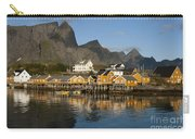 Sakrisoy Fishermen's Village Carry-all Pouch
