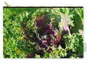 Salad Maker Carry-all Pouch by Susan Herber