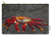 Sally Lightfoot Crab Carry-all Pouch by Tony Beck