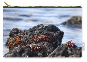 Sally Lightfoot Crabs Carry-all Pouch