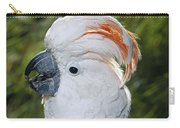 Salmon-crested Cockatoo Cacatua Carry-all Pouch