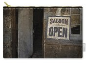 Saloon Open Carry-all Pouch