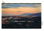 Salt Lake Nightscape Carry-all Pouch