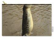 Salt Water Crocodile Carry-all Pouch