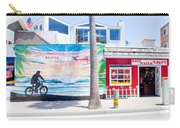 Salt Water Taffy Panorama Balboa California Carry-all Pouch
