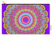 Saltwater Taffy Mandala Carry-all Pouch