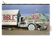 Salvation Mountain California 1 Carry-all Pouch