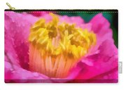 Sample-camellia Carry-all Pouch