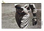 Samuel Jones (1892-1966) Carry-all Pouch by Granger
