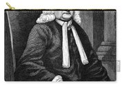 Samuel Sewall (1652-1730) Carry-all Pouch by Granger