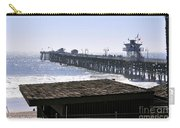 San Clemente Pier California Carry-all Pouch