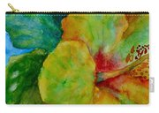 San Diego Hibiscus Study I Underwater Carry-all Pouch