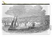 San Francisco Bay, 1849 Carry-all Pouch