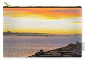 San Francisco Bay Wide View Carry-all Pouch