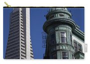 San Francisco Buildings Carry-all Pouch