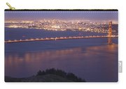 San Francisco Dusk Carry-all Pouch