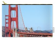 San Francisco Golden Gate Bridge . 7d8157 Carry-all Pouch