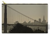 San Francisco Sunrise Carry-all Pouch