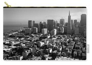 San Francisco Carry-all Pouch by Valeria Donaldson