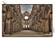 San Galgano  - A Ruin Of An Old Monastery With No Roof Carry-all Pouch