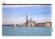 San Giorgio Maggiore Carry-all Pouch by Joana Kruse