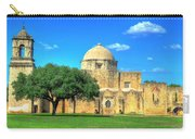 San Jose Mission 3 Carry-all Pouch