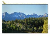 San Juans Colorado Carry-all Pouch