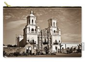 San Xavier Del Bac Mission Carry-all Pouch