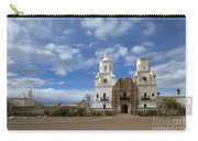 San Xavier Del Bac Tucson Carry-all Pouch