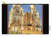 San Xavier Mission 15 Carry-all Pouch