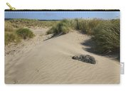 Sand And Grass Dunes Carry-all Pouch