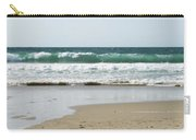Sand City Rolling Waves Carry-all Pouch