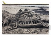 Sand Dragon Sculputure Carry-all Pouch