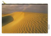 Sand Dune And Sky Carry-all Pouch