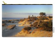Sand Dunes At Sunset, Lake Huron Carry-all Pouch