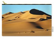 Sand Dunes In Desert Carry-all Pouch