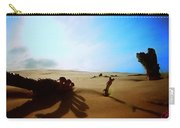 Sand Nature Near Oceon Carry-all Pouch