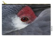 Sandhill Crane At Rest Carry-all Pouch