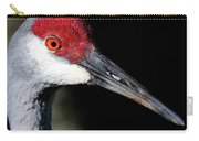 Sandhill Cranes Close Up Carry-all Pouch