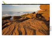 Sandstone Cliffs, Cavendish, Prince Carry-all Pouch