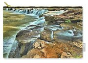 Sandstone Falls In The New River Carry-all Pouch