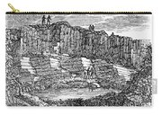 Sandstone Quarry, 1840 Carry-all Pouch