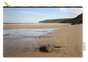 Sandy Beach Carry-all Pouch